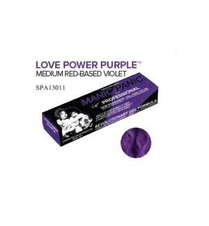 MANIC PANIC LOVE POWER PURPLE