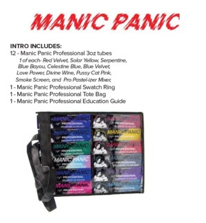 MANIC PANIC INTRO