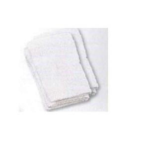 MARINA TOWEL WHITE, BLEACH RESISTANT / DOZEN