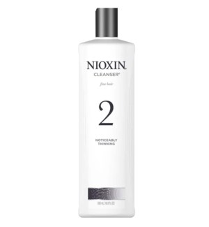 NIOXIN CLEANSER-SYSTEM 2 - 500ML