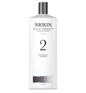 DISC//NIOXIN SCALP THERAPY CONDITIONER-SYSTEM 2 - 1L