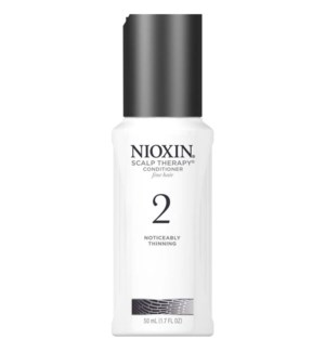 NIOXIN SCALP THERAPY CONDITIONER-SYSTEM 2 - 50ML