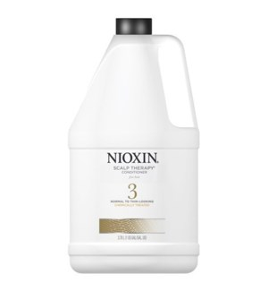 NIOXIN SCALP THERAPY CONDITIONER-SYSTEM 3 - 1GAL