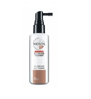 NIOXIN SCALP TREATMENT SYSTEM 3- 100ML