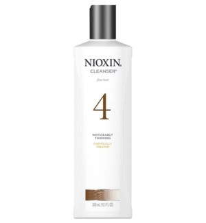 NIOXIN CLEANSER-SYSTEM 4 - 300ML