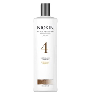 DISC// NIOXIN SCALP THERAPY CONDITIONER-SYSTEM 4 - 500ML