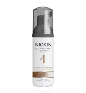 DISC// NIOXIN SCALP TREATMENT-SYSTEM 4 - 40ML