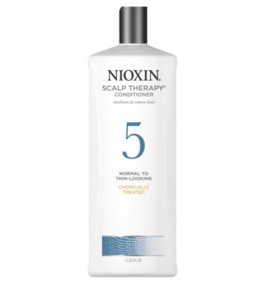 DISC//NIOXIN SCALP THERAPY CONDITIONER-SYSTEM 5 - 1L