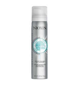 DISC// NIOXIN INSTANT FULLNESS DRY CLEANSER 120ML