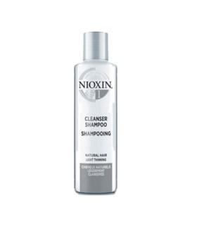NIOXIN CLEANSER SHAMPOO 300ML - SYSTEM 1