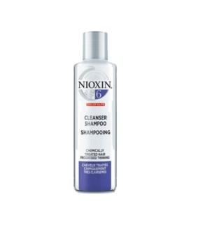 NIOXIN CLEANSER SHAMPOO 300ML -  SYSTEM 6