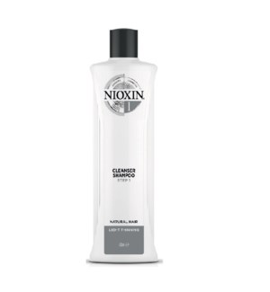 NIOXIN CLEANSER SHAMPOO 500ML - STEP 1 - SYSTEM 1