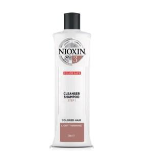 NIOXIN CLEANSER SHAMPOO 500ML - STEP 1 - SYSTEM 3