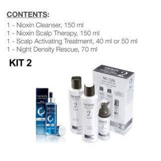 NIOXIN SYSTEM 2 COMPLETE DAY AND NIGHT REGIMEN