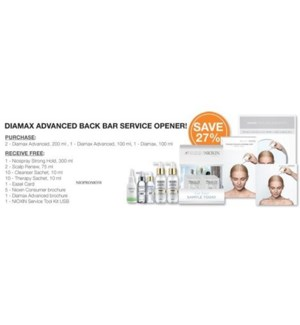 NIOXING DIAMAX ADVANCED BACK BAR OPENER