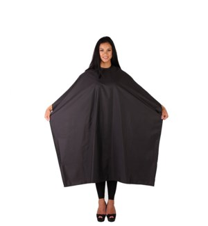 NP BAMBOO CUTTING CAPE (SNAP NECK)