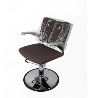 NP VINYL CHAIR COVER (SQUARE BACK)