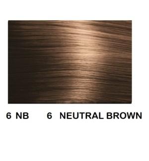 OLIGO CALURA GLOSS 6 NEUTRAL BROWN 60ML