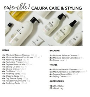 OLIGO CALURA CARE & STYLING ENSEMBLE 2 (2020)