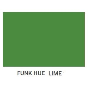 OLI FUNK HUE LIME 100ML