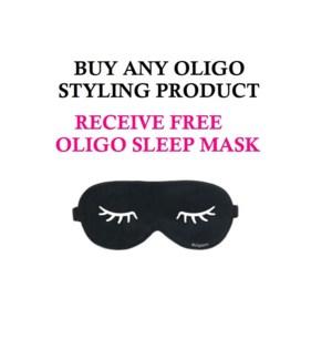 OLIGO BUY ANY SYTLING PRODUCT GET A FREE SLEEP MASK