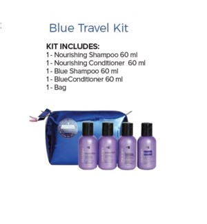 OLIGO BLACKLIGHT BLUE TRAVEL KIT MA*20