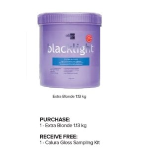 OLIGO EXTRA BLONDE BLEACH 1.13KG W/NC SAMPLE KIT MA*20