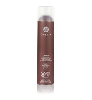 DISC//ONESTA CREATE FIRM HOLD FINISHING SPRAY 10OZ