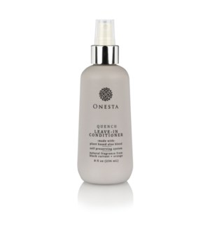 ONESTA QUENCH LEAVE IN CONDITIONER 8OZ