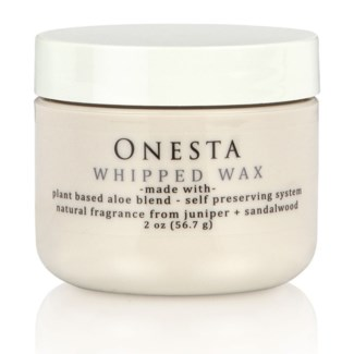 ONESTA WHIPPED WAX 2OZ