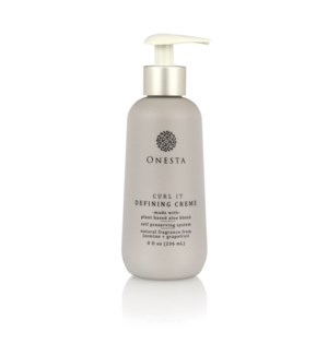 DISC//ONESTA CURL IT DEFINING CR�ME 8OZ