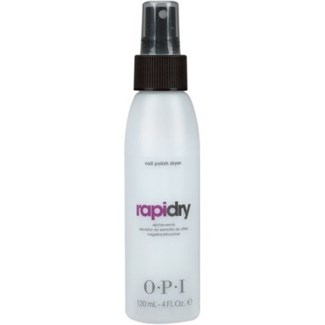 OPI RAPIDRY - SPRAY NAIL POLISH DRYER 120ML