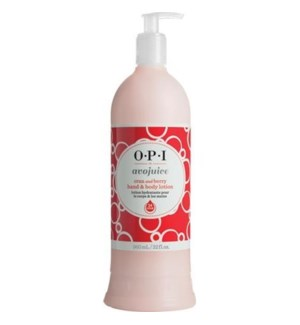 OP AVOJUICE CRAN & BERRY 960ML//NEW