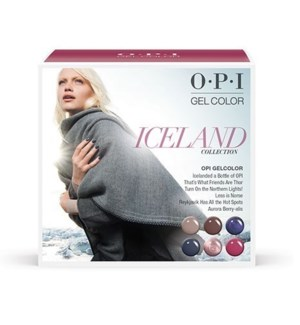 OP GC ICELAND GELCOLOR ADD ON KIT #1 ICELANDED