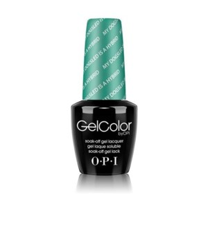 OPI GEL COLOR MY DOGSLED IS A HYBRID