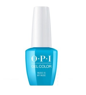 OPI GEL COLOR MUSIC IS MY MUSE