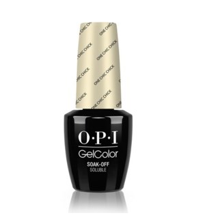 OP GC ONE CHIC CLICK GEL COLOR (SOFT SHADES/PASTELS)