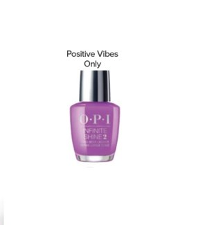 OPI INFINITE SHINE POSITIVE VIBES ONLY