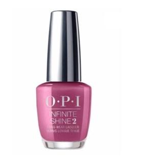 OPI INFINITE SHINE A ROSE AT DAWN - BROKE BY NOON