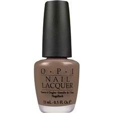 DISC//OPI POLISH OVER THE TAUPE (BRIGHTS'09)//