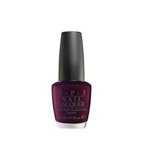 OPI BLACK CHERRY CHUTNEY POLISH (INDIA COLLECTION)