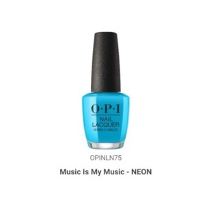 OPI NL COLOR MUSIC IS MY MUSE