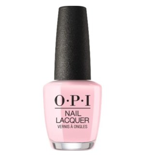 OPI NL  BABY TAKE A VOW