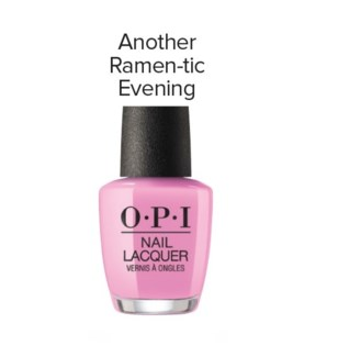 OPI NL  ANOTHER RAMEN-TIC EVENING