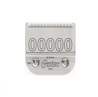 OSTER STAINLESS STEEL BLADE SIZE 00000