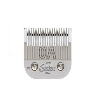 OSTER STAINLESS STEEL BLADE SIZE 0A