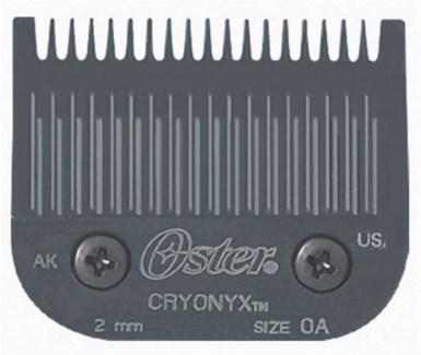"OSTER SZ OA CUTS 3/64"" CLASS TITAN BLADE"