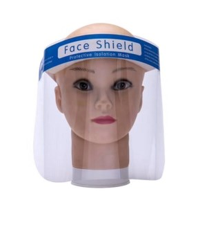 ZERO TOLERANCE FACE SHIELD