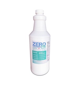 ZERO TOLERANCE SPRAY SANITIZER 32OZ (GREEN LABEL)