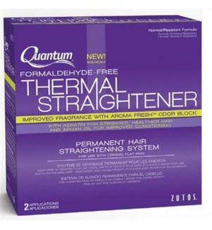 QU THERMAL STRAIGHTENER / NORMAL